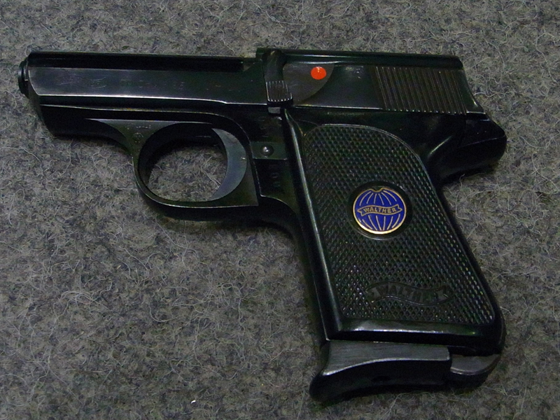 pistola Walther TP calibro 6,35