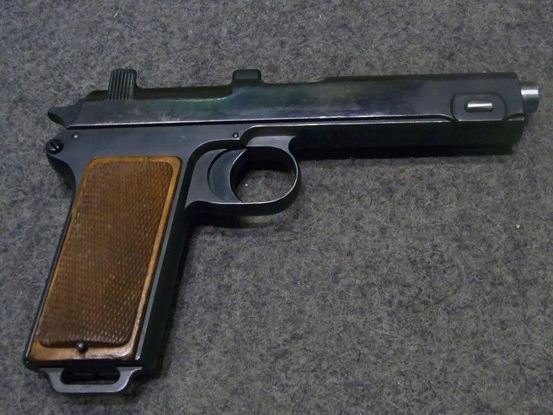 pistola Steyr 1912 ex contratto rumeno calibro 9 steyr