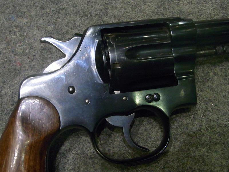 revolver Colt 1898 New Service calibro 455 Eley