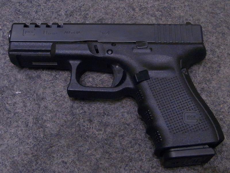 Glock 19 LCS PROMO