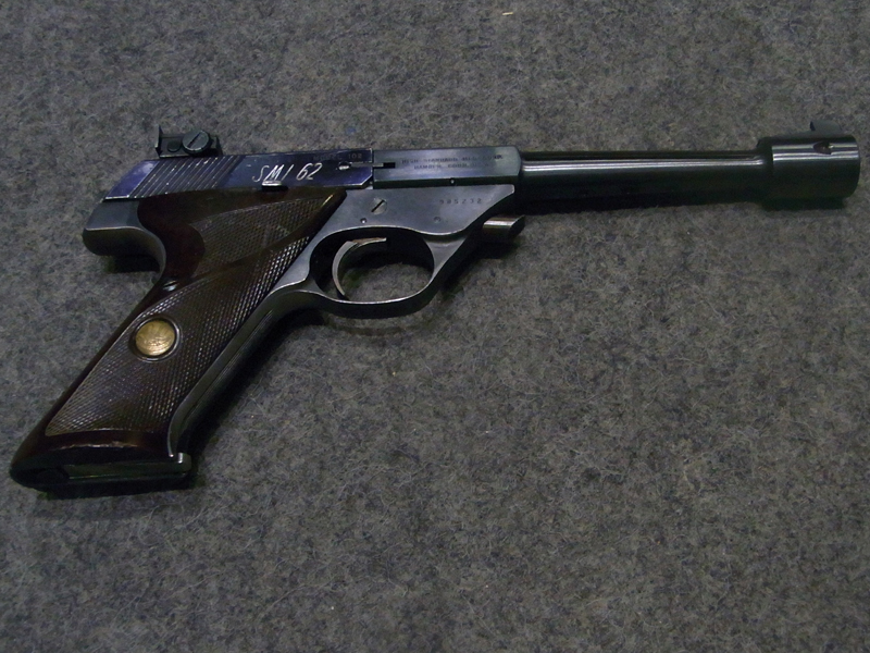pistola High Standard 102 Olympic Citation calibro 22 corto