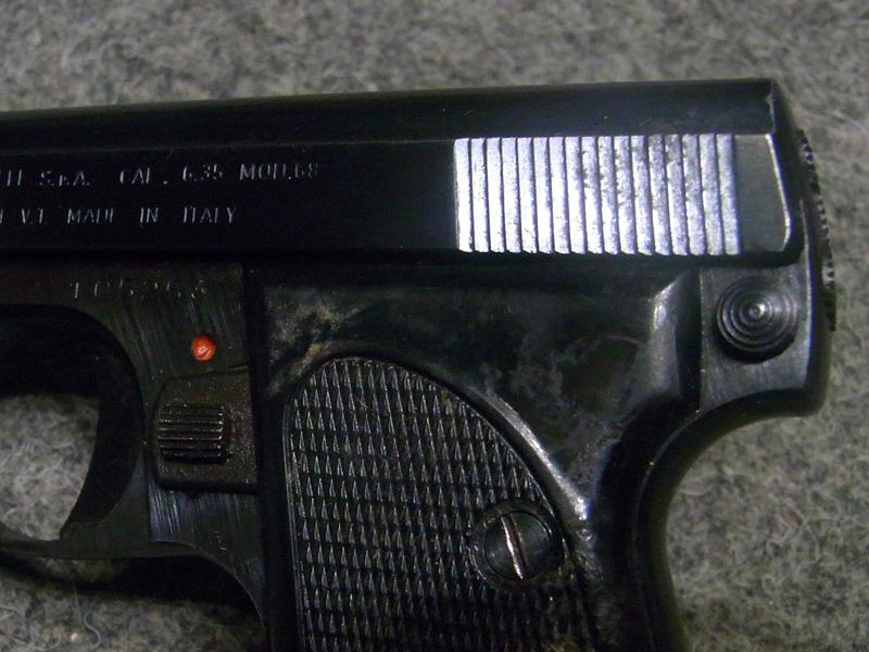 pistola Bernardelli 68 calibro 6,35