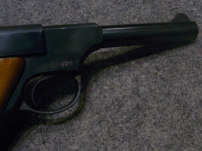 Armeria Frigerio | pistola Colt Huntsman calibro 22 l.r.