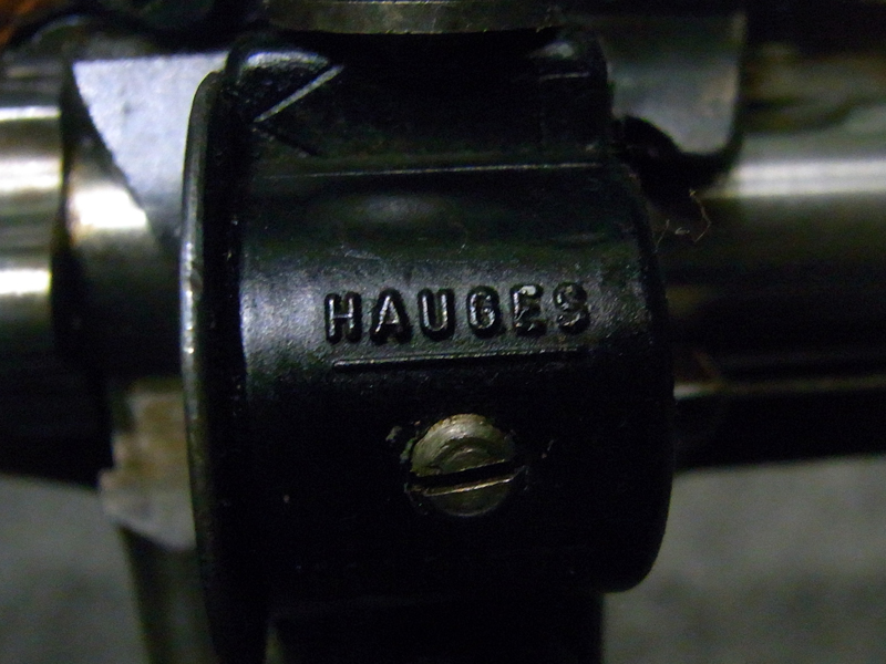 carabina Carl Gustafs 96 calibro 6,5 x 55 con diottra Hauges