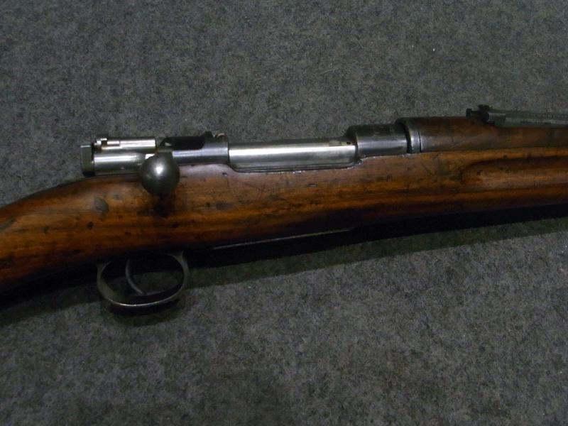 carabina Mauser Carl Gustafs 96/38 calibro 6.5 x 55