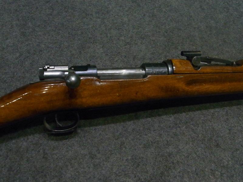 carabina Carl Gustafs M96 calibro 6,5 x 55 con diottra Soderbergh