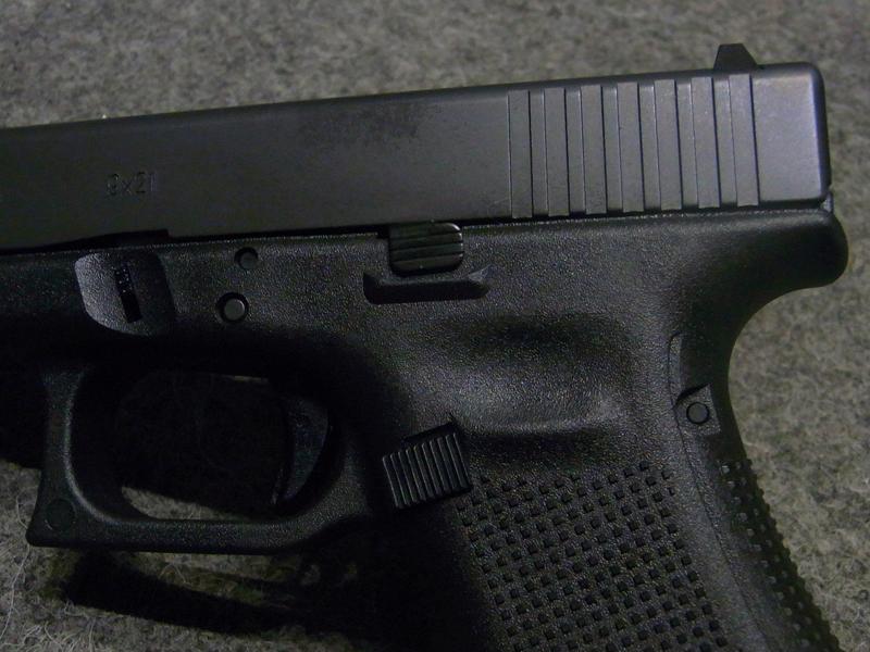 pistola Glock 17 Gen 4 calibro 9 x 21