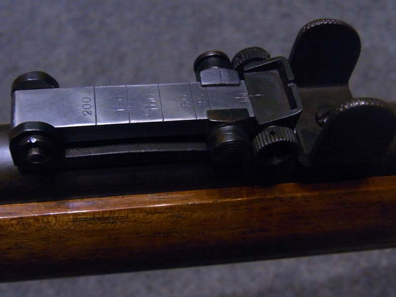 carabina L.S.A. Miniature Rifle War Office calibro 22 l.r.