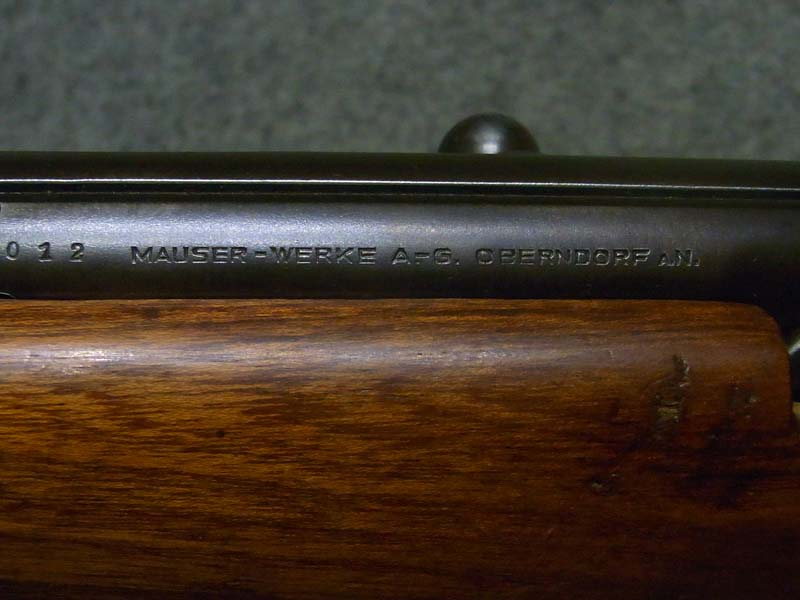 Carabina Mauser MS 420 calibro 22 l.r.