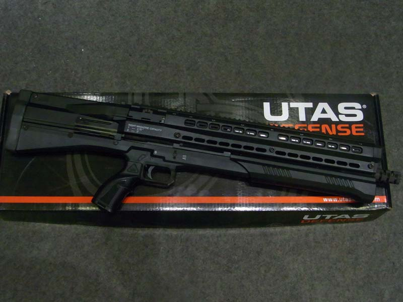 UTAS UTS 15 Tactical Promo