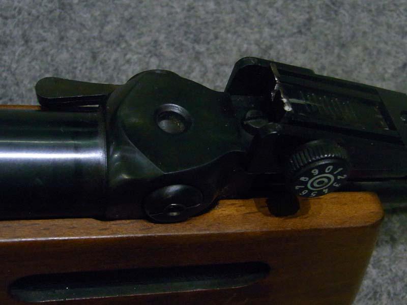 carabina aria compressa Mauser 300 Sl calibro 4,5