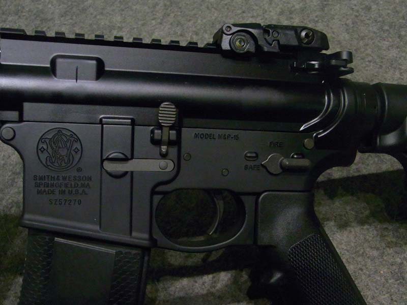 carabina Smith & Wesson M&P15 Sport II calibro 223 rem