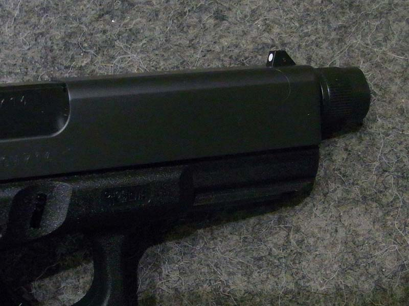 pistola Glock 19 FTO calibro 9 x 21