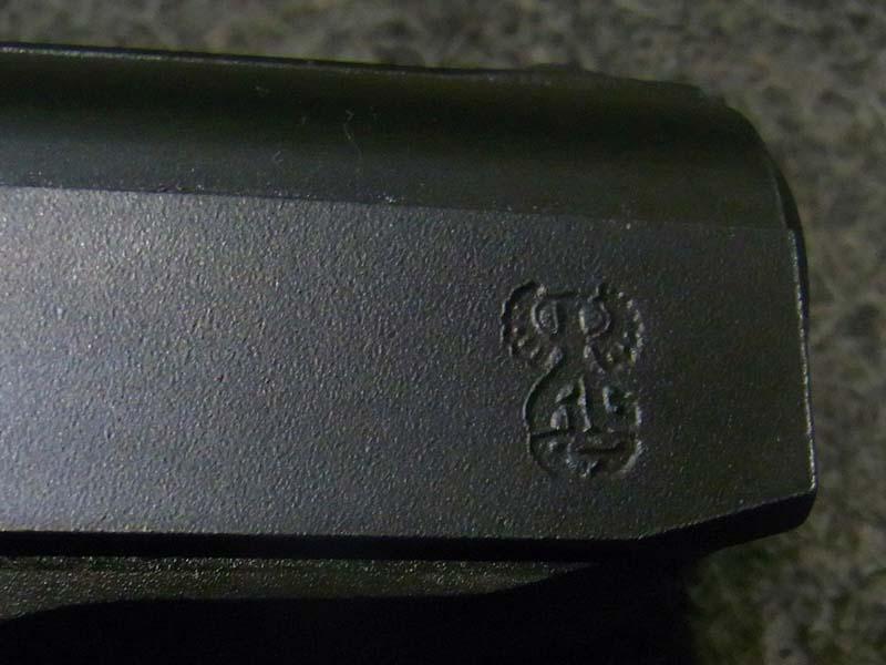 pistola Mauser Gamba HSC 80 calibro 9 x 18