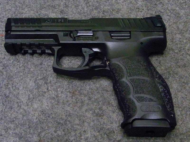 pistola Heckler & Koch SFP9 Sport calibro 9 x 21