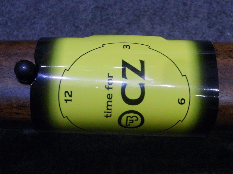 carabina C.Z. 455 Varmint calibro 22 l.r.