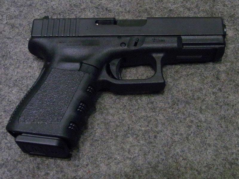 Pistola Glock modello 19 Gen3