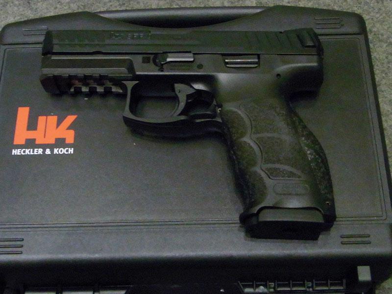 pistola Heckler & Kock SFP 9 calibro 9 x 21
