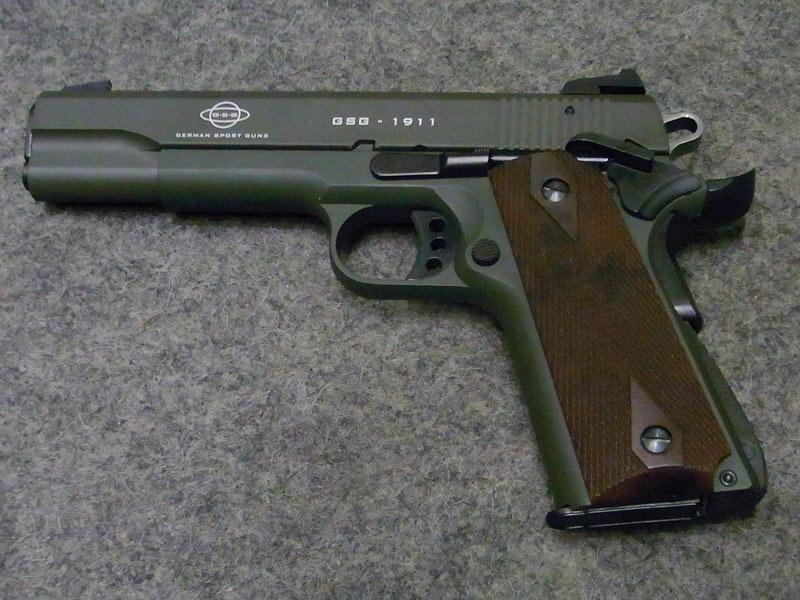 GSG 1911 Olive