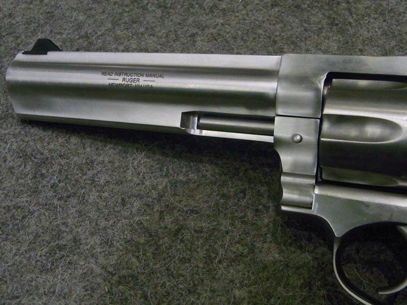 revolver Ruger GP 100 calibro 357 magnum