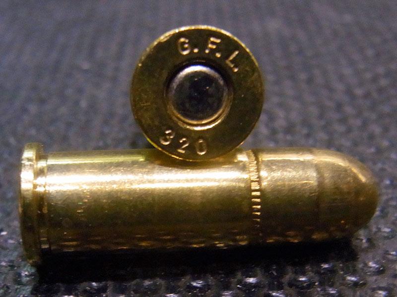 munizioni Fiocchi 320 corto
