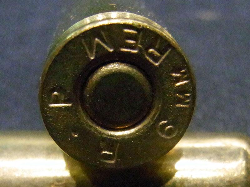 munizioni Remington calibro 6 mm