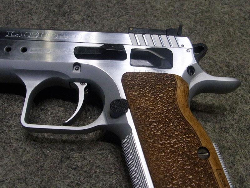 pistola Tanfoglio Limited C calibro 9 x 21
