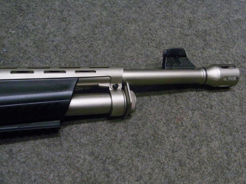 fucile a pompa Optima MP Mariner calibro 12 magnum