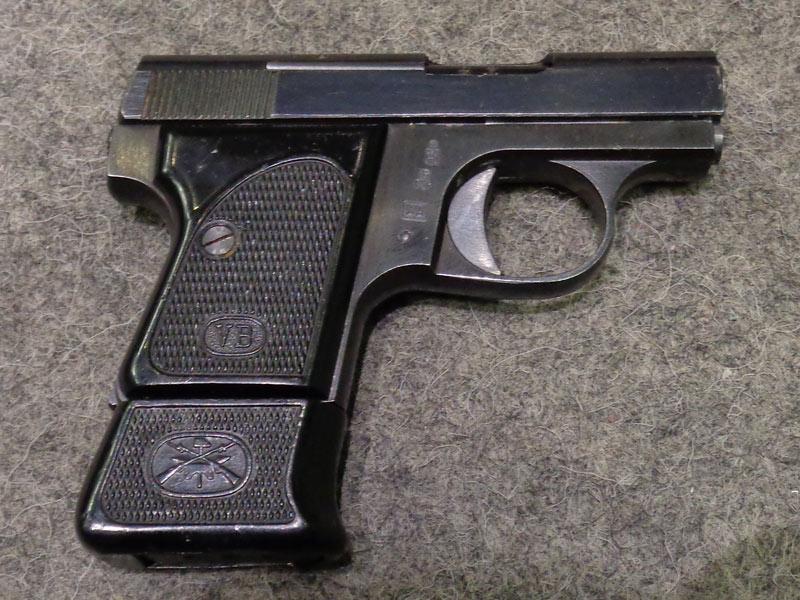 pistola Bernardelli 68 calibro 6.35