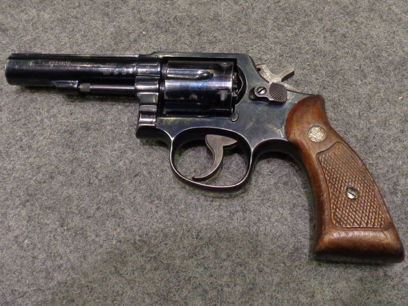 Armeria Frigerio | revolver Smith & Wesson 10 HB calibro ...