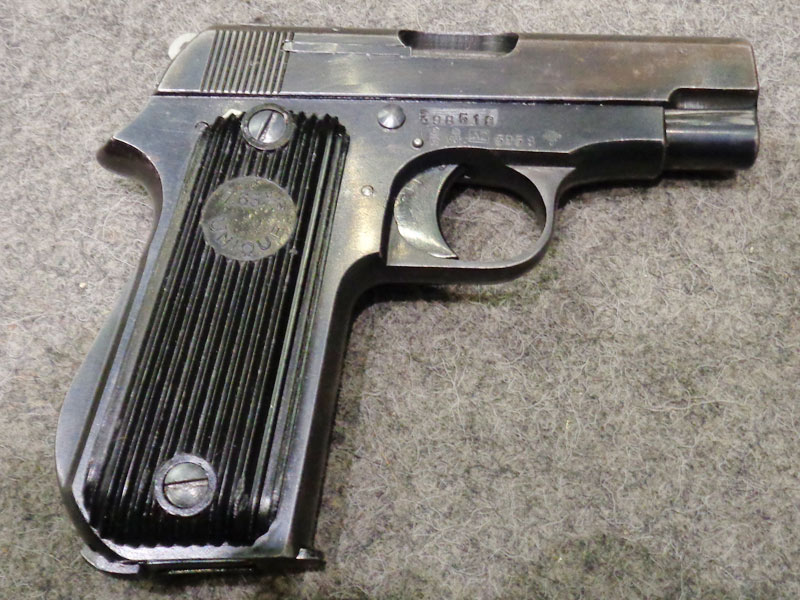pistola Unique Rr 1951 calibro 7,65