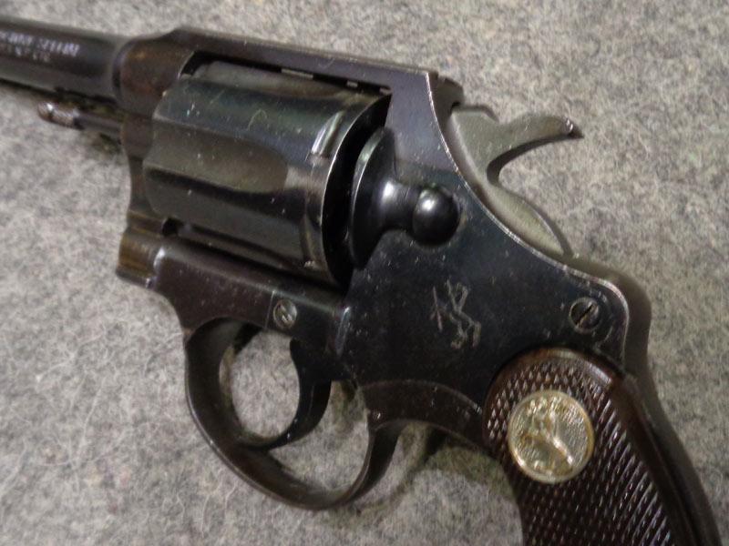 revolver Colt Police Positive Special calibro 38