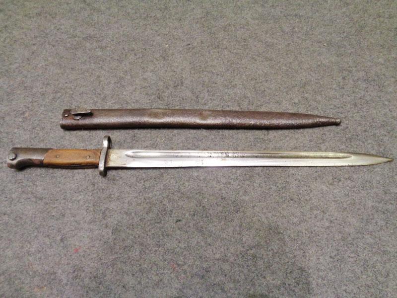 baionetta jugoslava M1924
