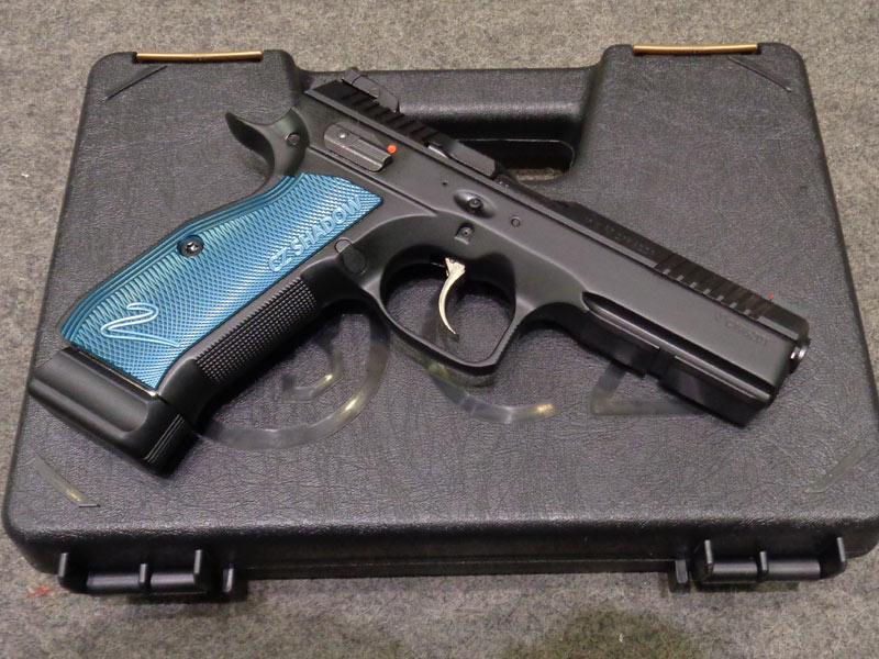 Pistola C.Z. Shadow 2 calibro 9 x 21