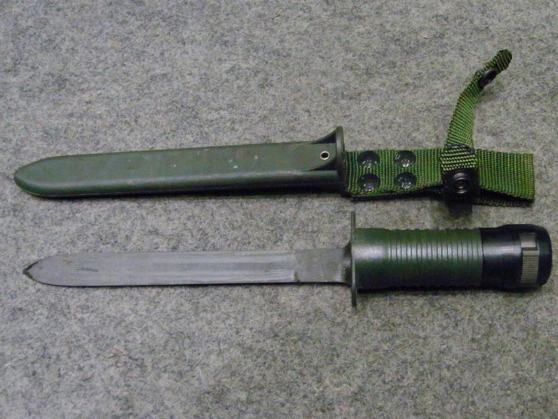 baionetta Sig 550