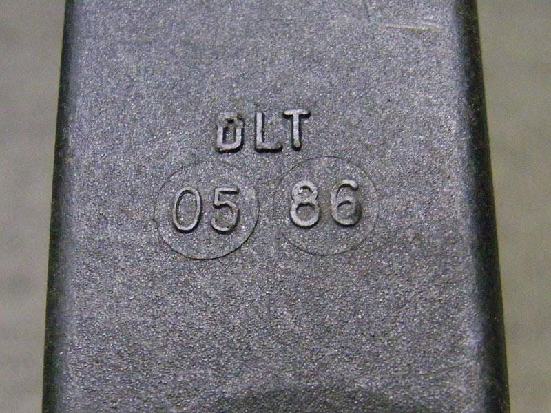 baionetta M1958 per Famas