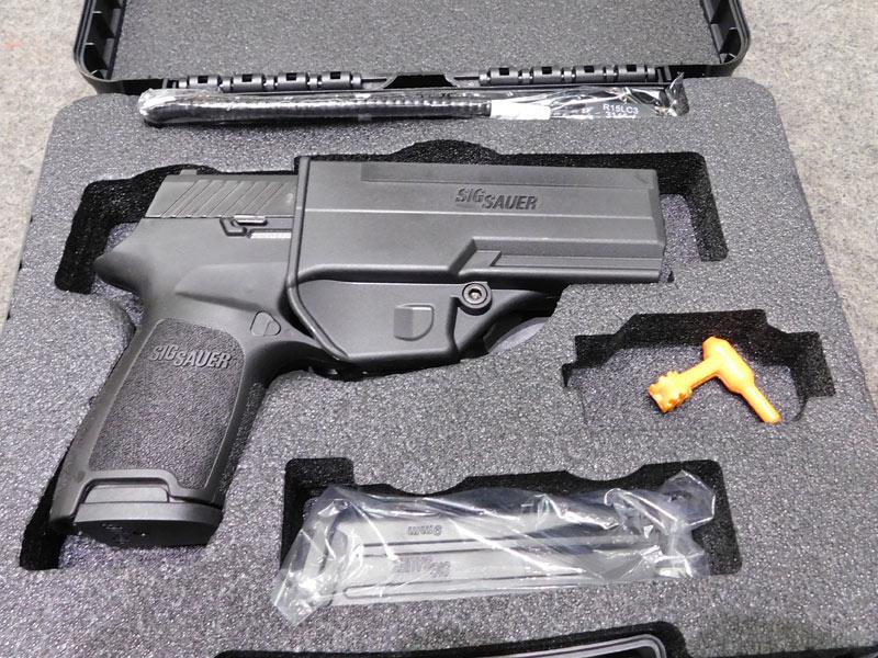 "pistola Sig Sauer U.S.A. P320 3,9"""