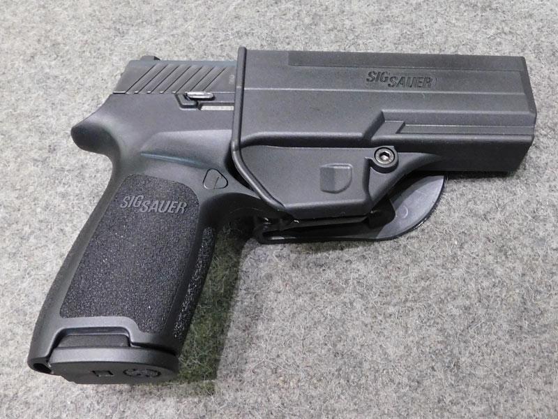 "pistola Sig Sauer U.S.A. P320 4,7"""