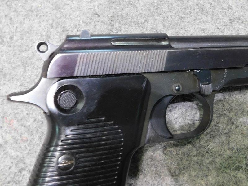 pistola Beretta 952 calibro 7,65 parabellum