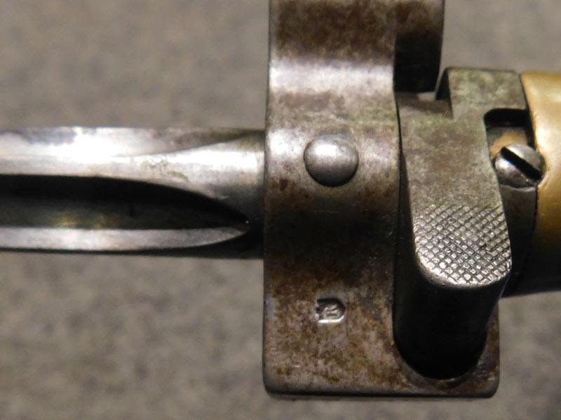 baionetta Lebel M1886