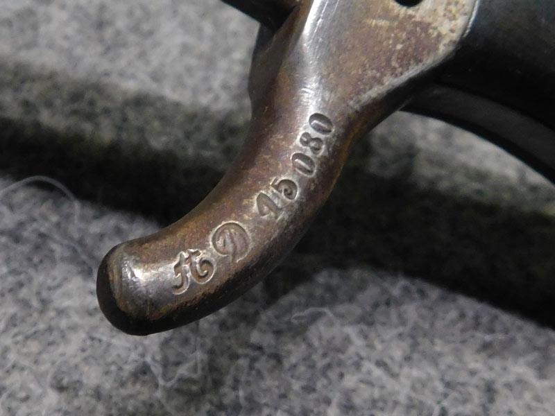 baionetta per Berthier 1892