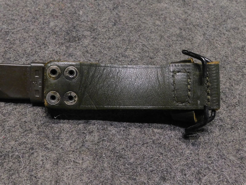 baionetta per MAS 49