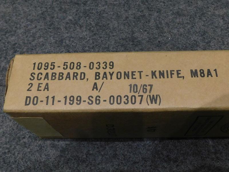 baionette Garand da stoccaggio