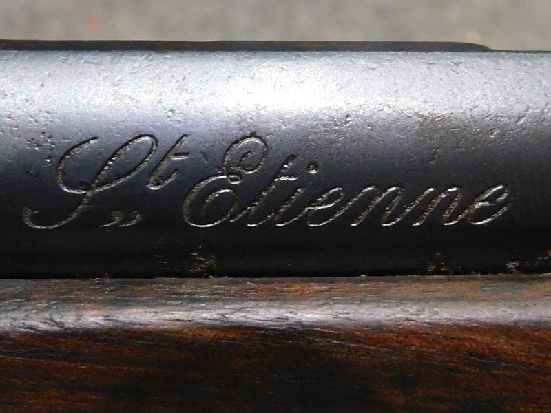 moschetto Berthier 1892 calibro 8 lebel