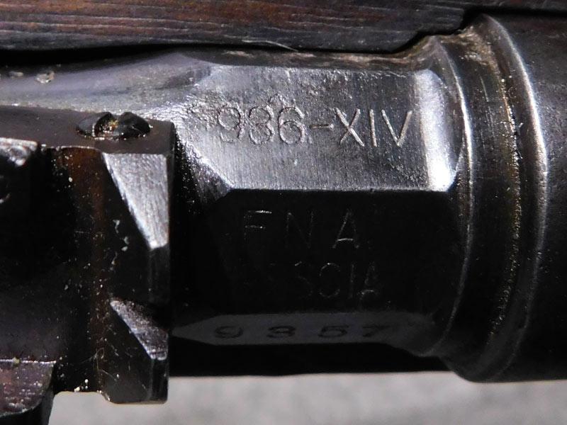 moschetto Carcano 91/28 TS Regia Marina