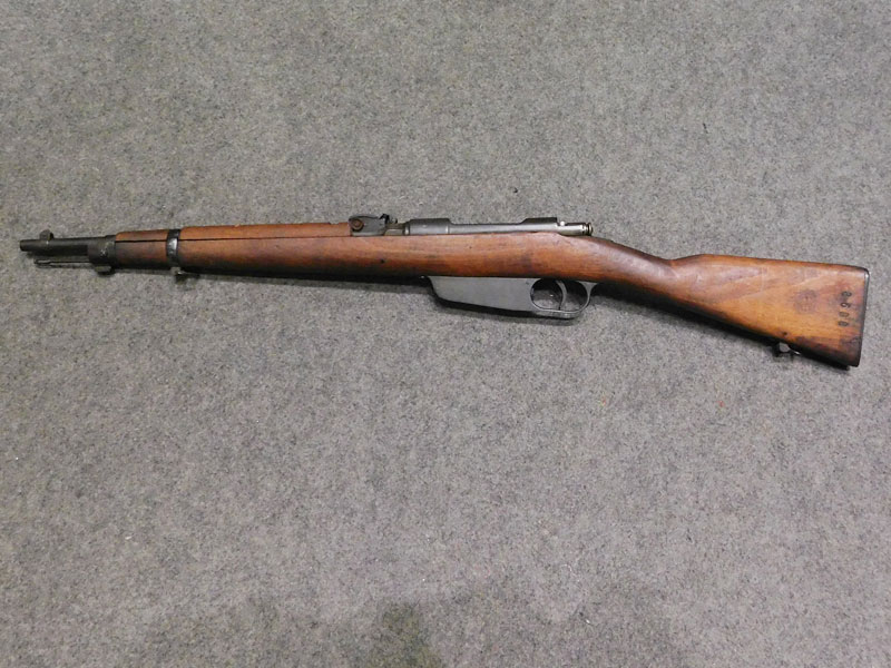 moschetto Carcano 91/28 Beretta