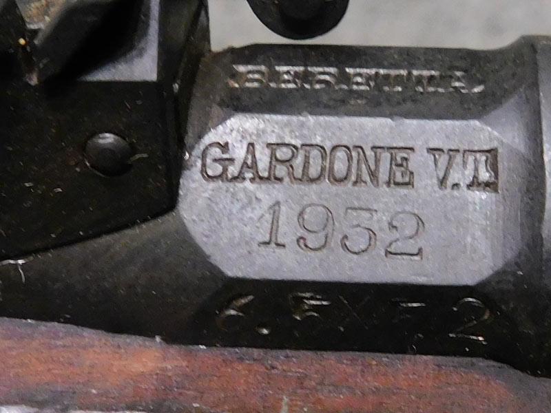 moschetto Carcano 91/28 TS calibro 6,5 carcano