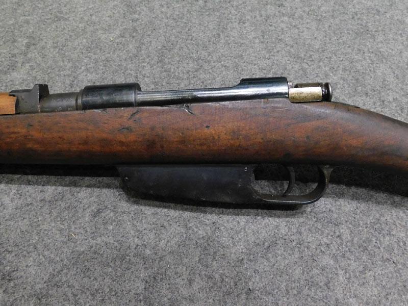moschetto Beretta 91/38 TS Regia Marina