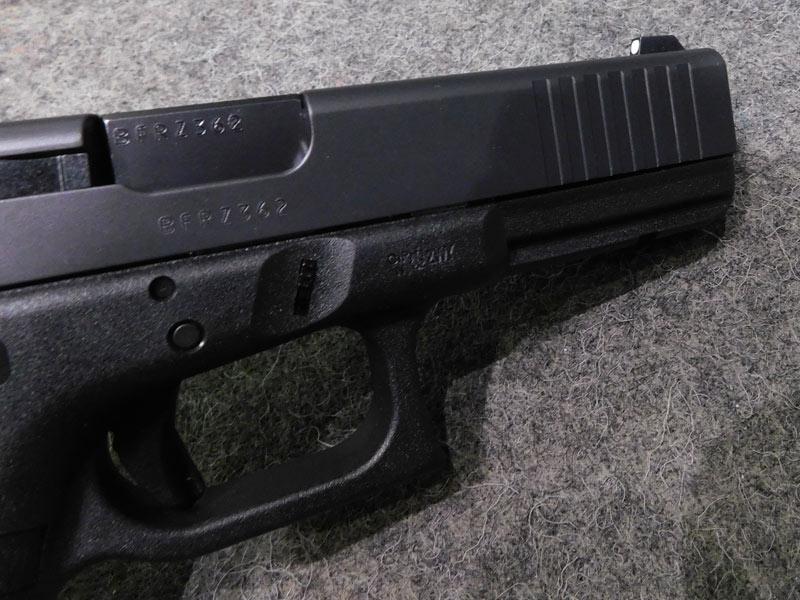 pistola Glock 17 FS Sportiva