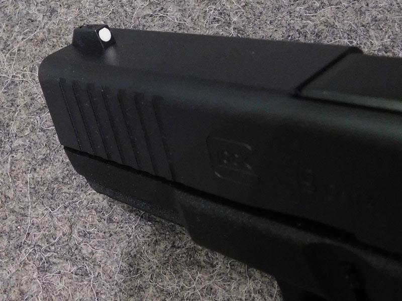 pistola Glock 19 FS calibro 9 x 21